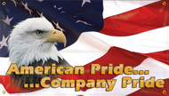 American Pride Company Pride Safety Banner