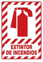 Fire Extinguisher Sign 2
