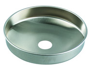 Bradley 187-063 Emergency Eyewash Bowl Stainless Steel