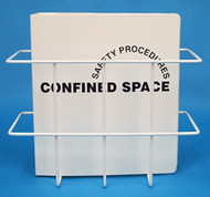 Confined Space Binder & Rack