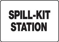 Spill-Kit Station Sign