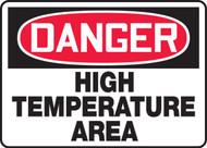 Danger - High Temperature Area
