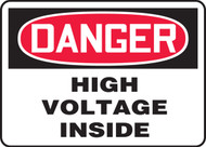 Danger - High Voltage Inside 1