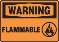 Warning - Flammable Sign
