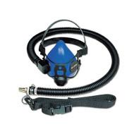 Allegro 9920 Half Mask Constant Flow Supplied Air Respirator Mask