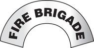 Fire Brigade- Emergency Response Helmet Sticker