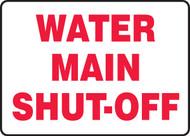 Water Main Shut-Off