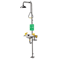 Speakman SE-623 emergency shower and eyewash