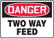 Danger - Two Way Feed