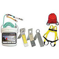 Bucket of Safe Tie D Lux Bucket- w/ 5 snappy anchors