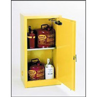 Eagle 16 Gallon Flammable Storage Cabinet 1