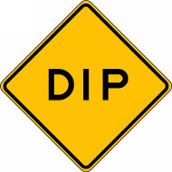 Dip Sign Engineer Grade Reflective