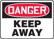 Danger - Keep Away