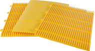 Park Sentry Column Protector - Round - Yellow - Carton of 3