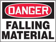 Danger - Falling Material 1