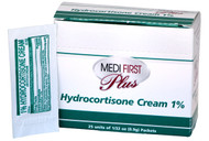 hydrocortisone cream first aid