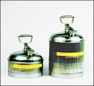 Stainless Steel Type I Safety Can- 2 1/2 Gallon