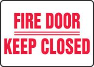 Fire Door Keep Closed 1