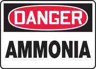 Danger - Ammonia