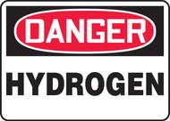 Danger - Hydrogen