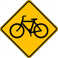 Bicycle Crossing Pictorial