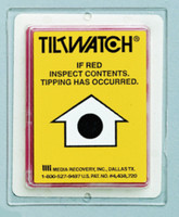 Tiltwatch Indicating Labels- 100/pkg