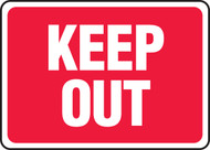 Keep Out 1