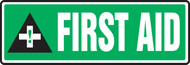 First Aid Sign 4