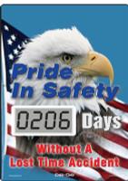 SCL206 Mini Safety Scoreboard