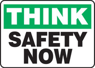 Think - Safety Now