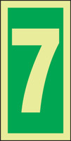 Number 7 IMO Sign
