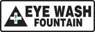 MFSD521VP Eyewash fountain sign