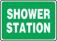 Shower Station