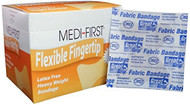 Flexible Fingertip Bandage- Latex Free - 40/box