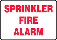 Sprinkler Fire Alarm