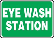 Eye Wash Station - Plastic - 7'' X 10''