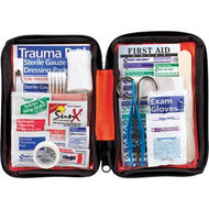 Outdoor First Aid Kit- 107 Piece