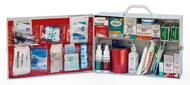 first aid kit refill 2 shelf
