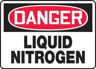 Danger - Liquid Nitrogen