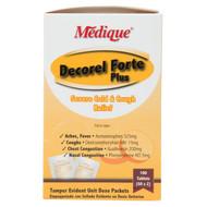 Decorel Forte Multi Plus Cold Relief - 100/Box