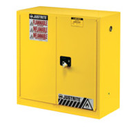 Justrite Safety Cabinet 30 gallon 893300