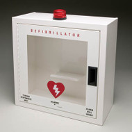 AED Cabinet- Metal with Alarm and Strobe