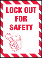 Lockout For Safety
