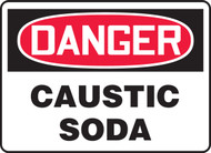 Danger - Caustic Soda