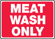 Meat Wash Only