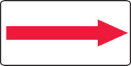 (Arrow) - Dura-Plastic - 7'' X 14''