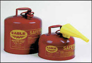 Eagle Type I Safety Can 2 Gallons w/o Funnel