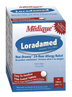 Loradamed - 50 Tablets/Box