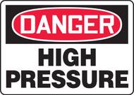 Danger - High Pressure