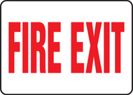 Fire Exit 1